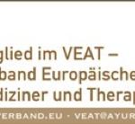 Mitglied im Verband Europäischer Ayurveda-Mediziner und Therapeuten e. V.