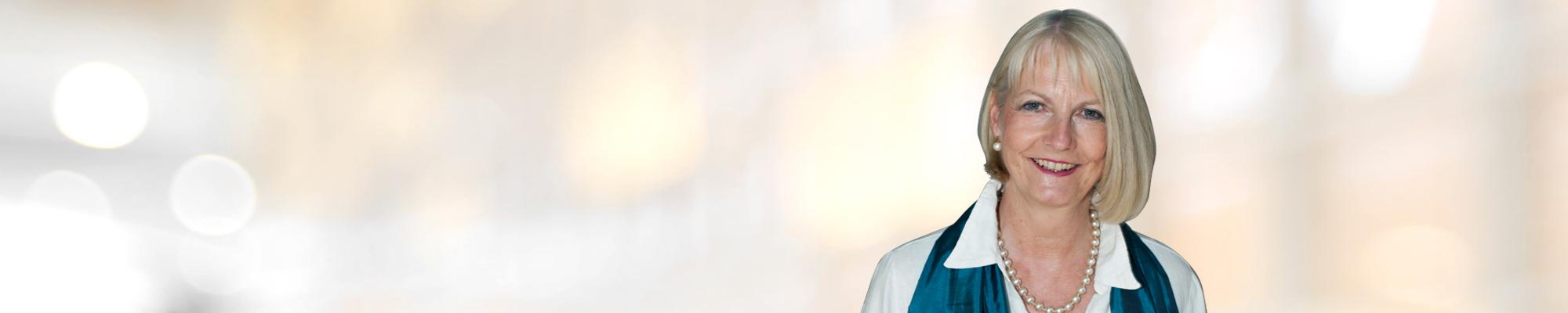Sigrid Lottes, Inhaberin der Praxis für integrative Medizin